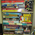 Games & Toys at Suburban Antiquarian