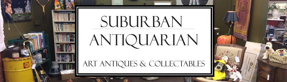 Suburban Antiquarian