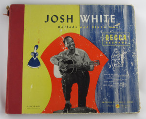 Josh White Ballads And Blues Vol. 2