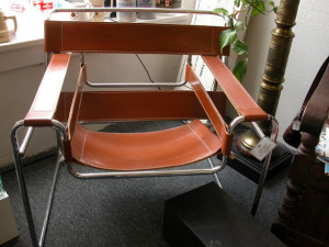 Vintage Wassily Chair at Suburban Antiquarian